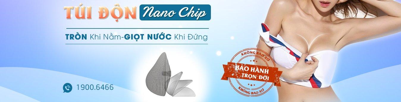 Túi độn Nano Chip