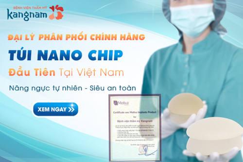 Kangnam - địa chỉ phân phối túi độn Nano Chip đầu tiên tại Kangnam1