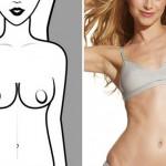 Mặc áo ngực chuẩn zin – Ngực nào mặc áo nấy