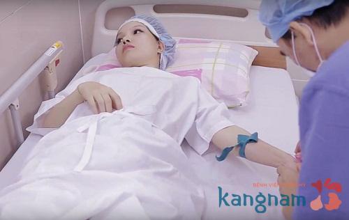 Bác sĩ tại BVTM Kangnam có chuyên môn cao, giàu kinh nghiệm