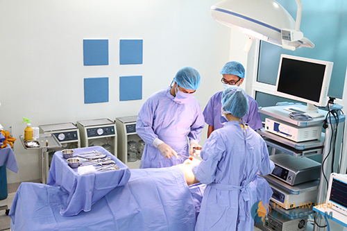 Phẫu thuật kéo núm vú tụt có để lại sẹo không