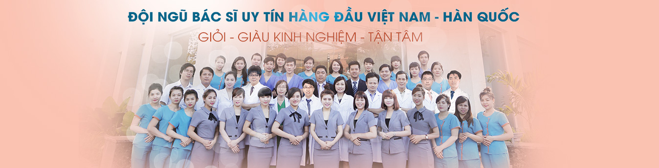 Đội ngũ bác sĩ chuyên khoa uy tín hàng đầu Việt Nam