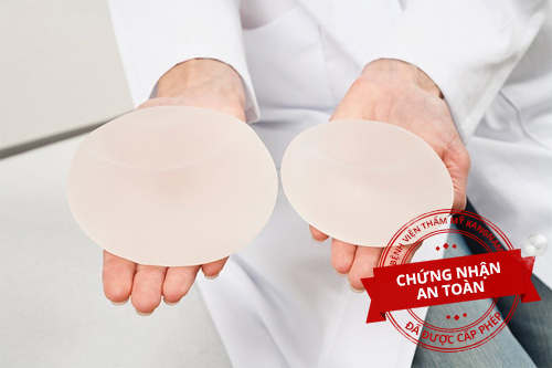 Túi độn ngực được BVTM Kangnam nhập khẩu trực tiếp từ các thương hiệu uy tín