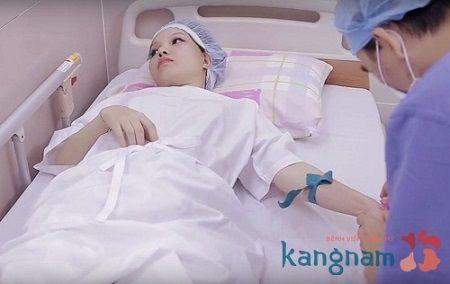 Quy trình nâng ngực an toàn tại Kangnam 5