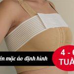 Áo định hình ngực – Những điều bạn cần biết